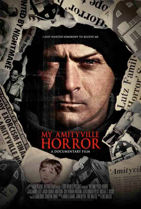 my amityville horror documentary movie poster cover