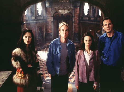 the haunting movie owen wilson catherine zeta jones remake