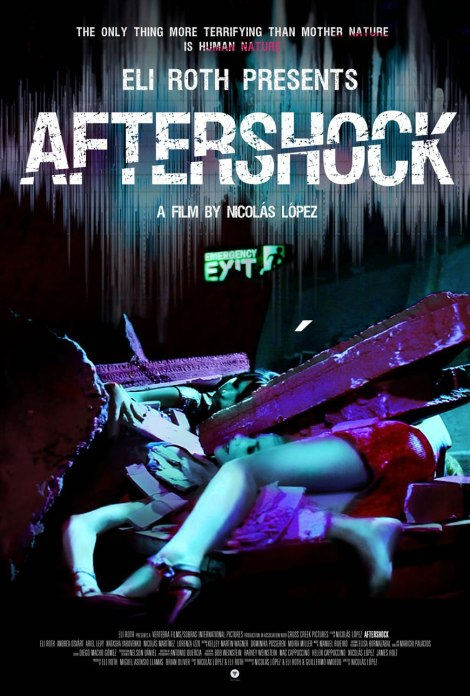 aftershock movie poster 2013 eli roth