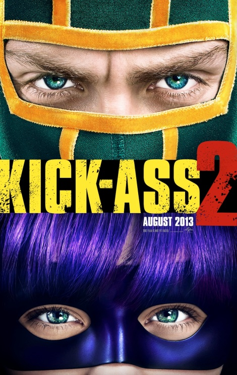 kick-ass 2 movie psoter hit girl