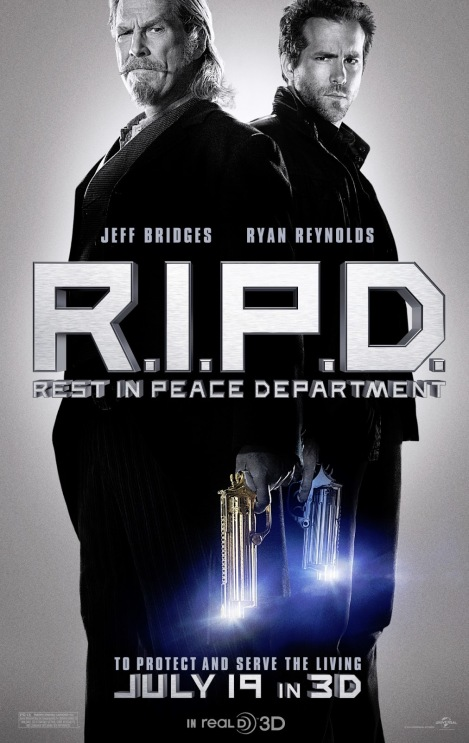 r.i.p.d. movie poster 2013 ryan reynolds jeff bridges
