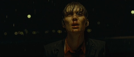 red lights movie cillian murphy blood rain
