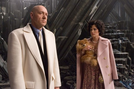 superman returns kevin spacey parker posey lex luthor
