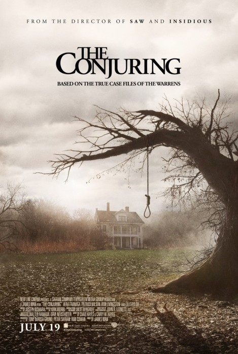 the conjuring movie poster 2013 vera farmiga
