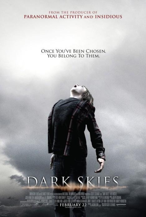 dark skies movie poster 2013 large keri russell