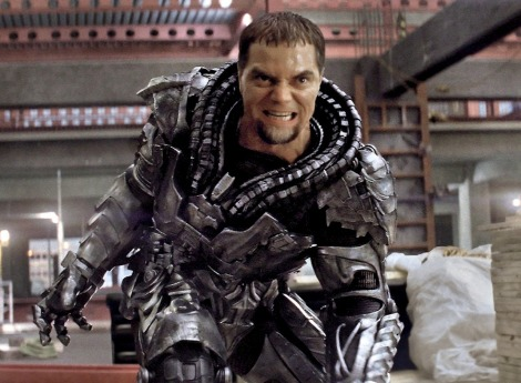 man of steel movie michael shannon general zod