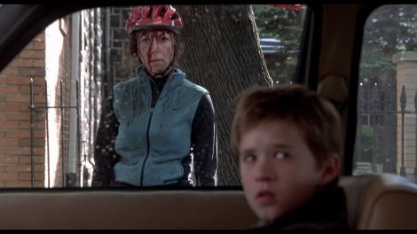 the sixth sense haley joel osment bike ghost