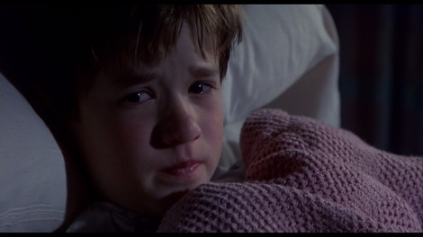 the sixth sense haley joel osment blanket i see dead people