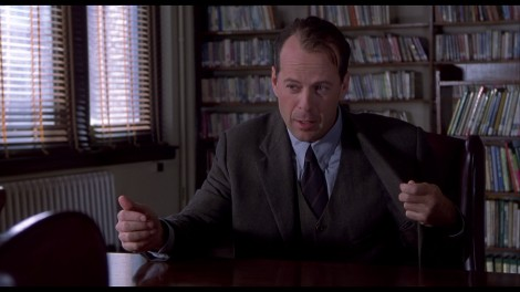 the sixth sense movie bruce willis