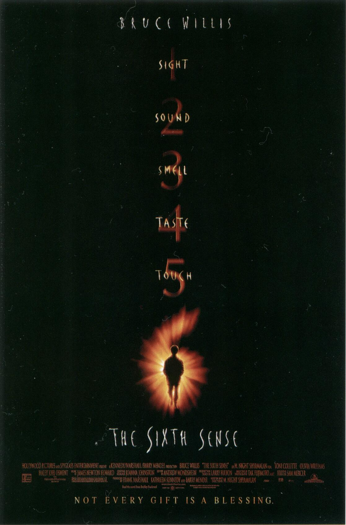 the sixth sense 1999 review the wolfman cometh