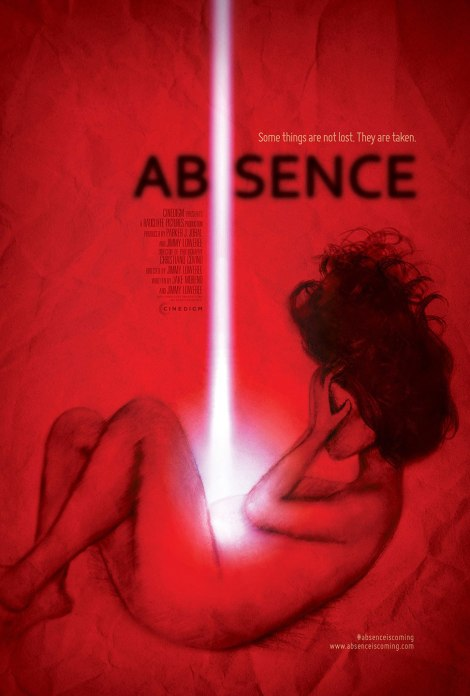 absence movie poster 2013