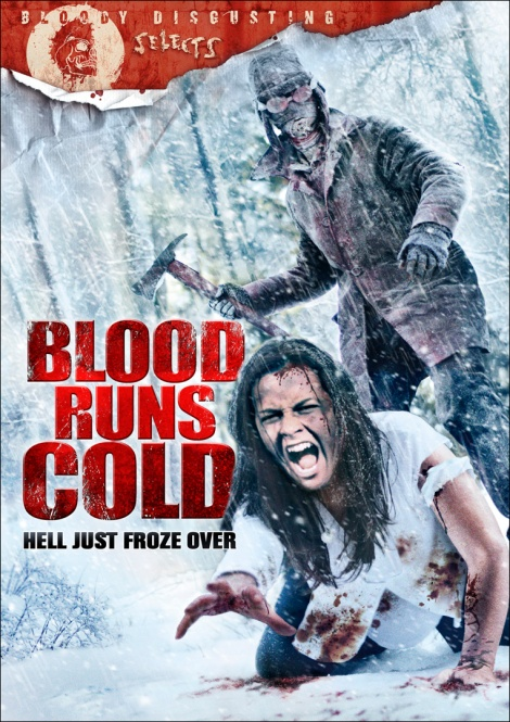 blood runs cold movie poster dvd cover