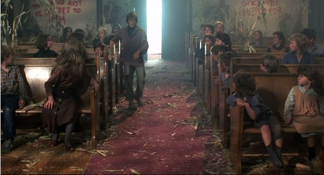 children of the corn church blood stalks