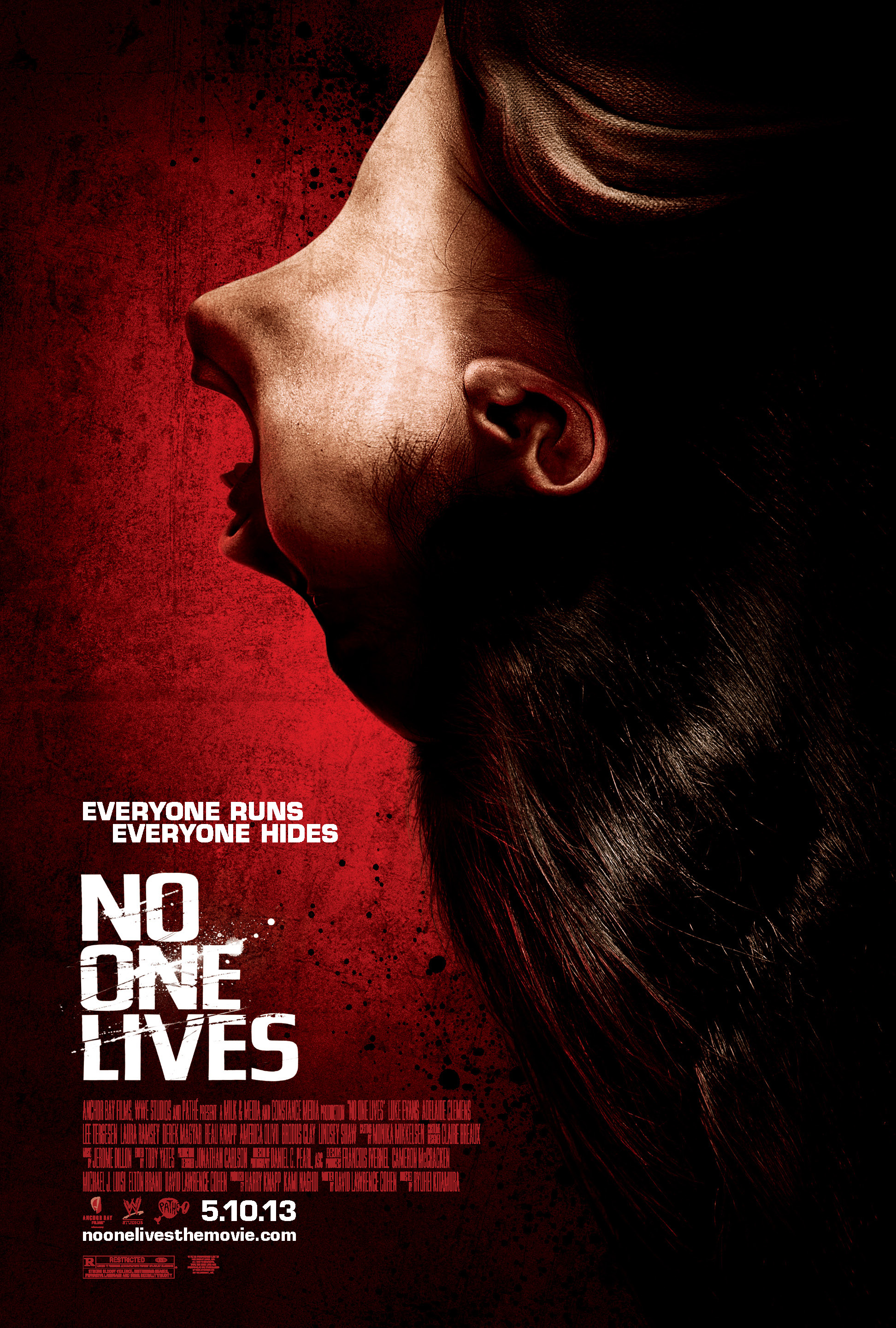 No One Lives (2012) [REVIEW] | The Wolfman Cometh