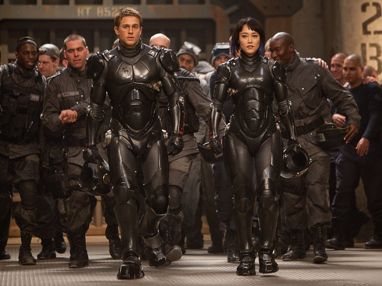 Pacific Rim (2013) [REVIEW] | The Wolfman Cometh Pacific Rim 2013