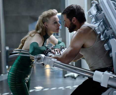 the wolverine movie Svetlana Khodchenkova hugh jackman