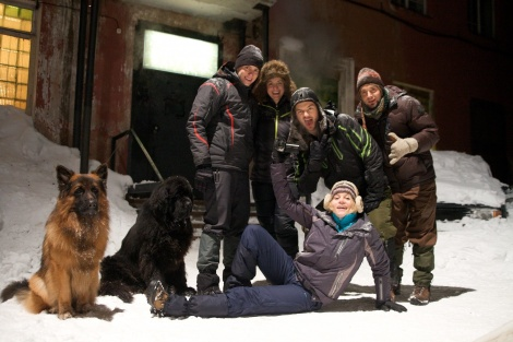 devil's pass movie dyatlov pass incident dogs group photo