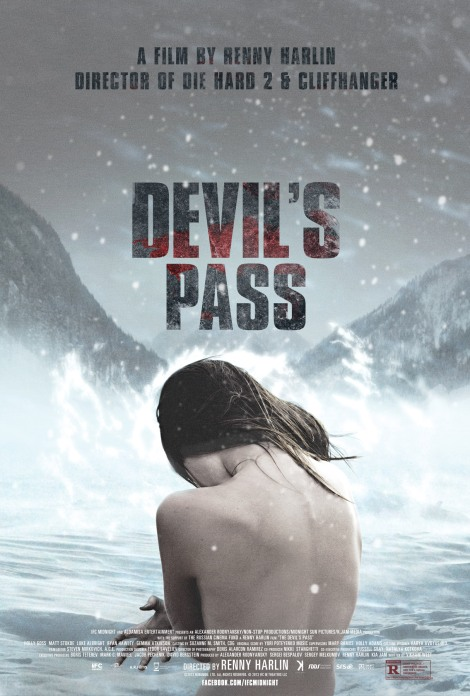devils pass movie poster dyatlov incident