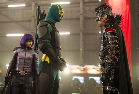 Kick-Ass 2 the mother fucker aaron taylor-john christopher mintz-plasse