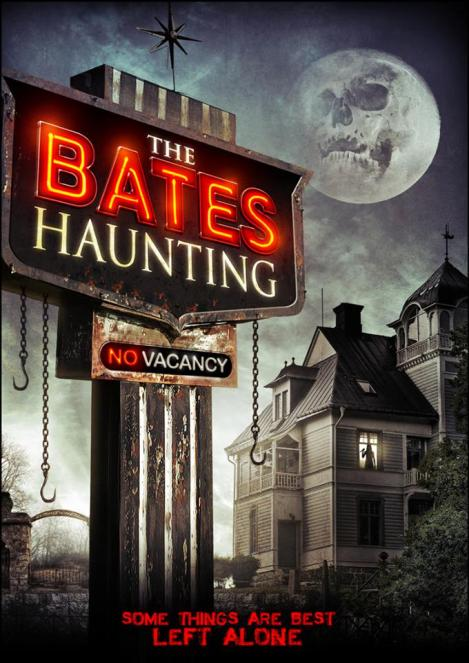 the bates haunting movie poster