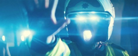 the world's end movie cop alien light screaming