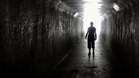 absentia movie jogging tunnel