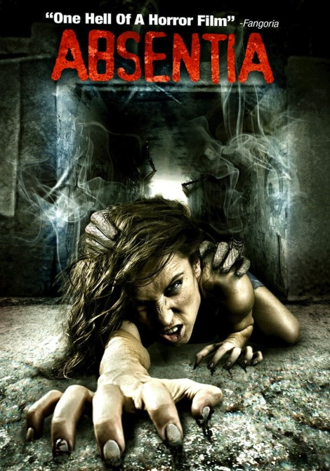 absentia movie poster dvd cover
