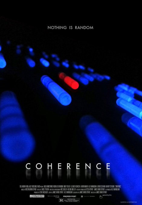 coherence movie poster 2013 large fantastic fest