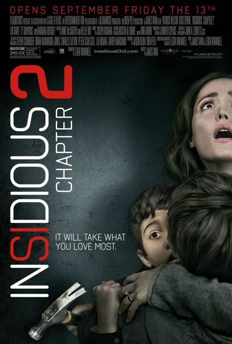 insidious chater 2 movie poster large rose byrne 2013