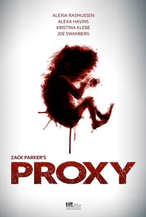proxy movie poster zack parker fantastic fest
