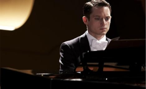 grand piano movie elijah wood tie tuxedo