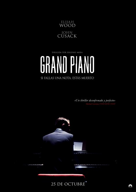 grand piano spanish movie poster