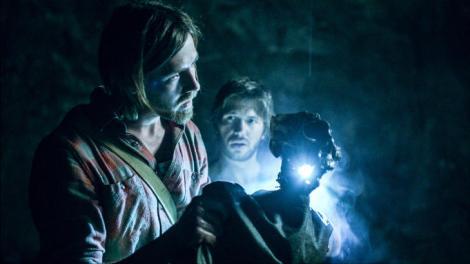 ragnarok Pål Sverre Hagen skull flashlight