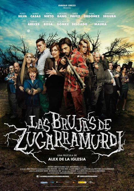 witching and bitching movie poster spanish 2013