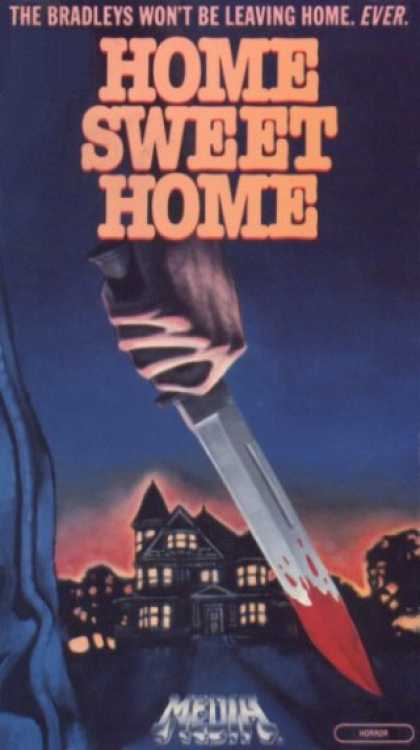 home sweet home movie cover vhs poster 1981