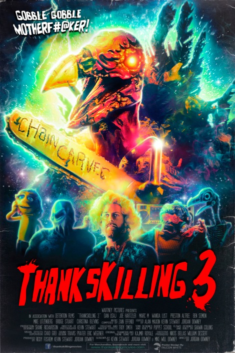thankskilling 3 movie poster 2012 large