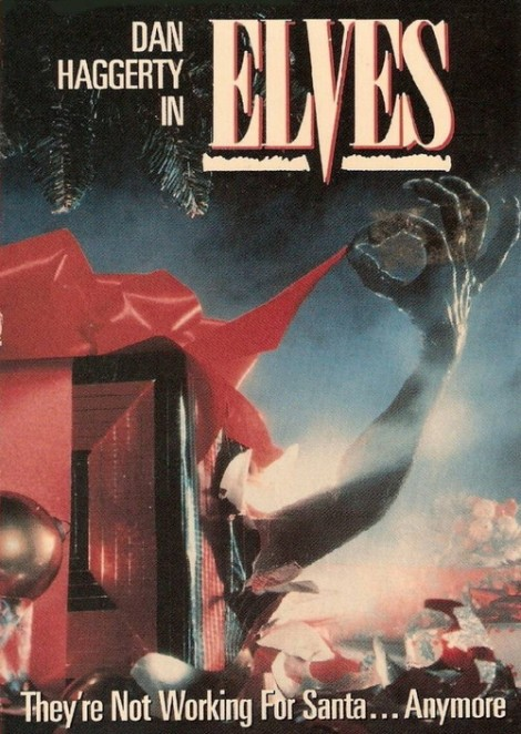 elves movie cover poster 1989