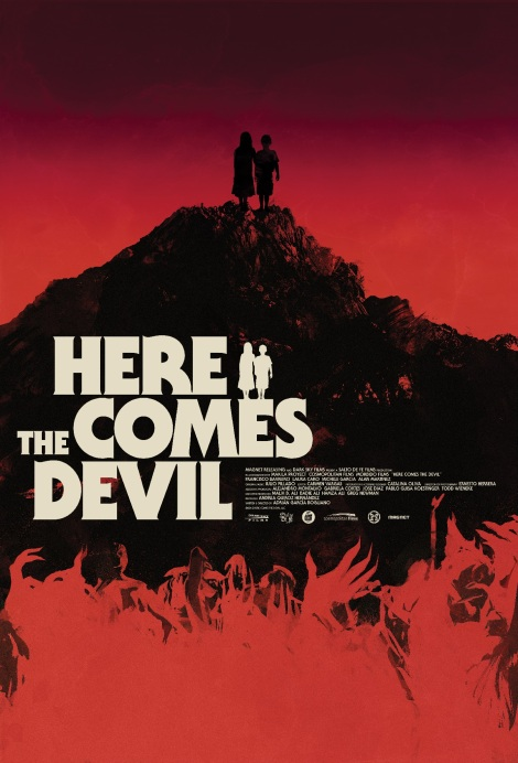here comes the devil movie poster large 2013