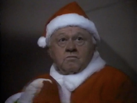 silent night deadly night 5 the toy maker mickey rooney santa
