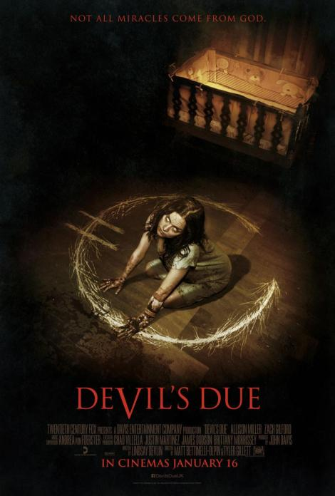 devils due movie poster big UK 2014