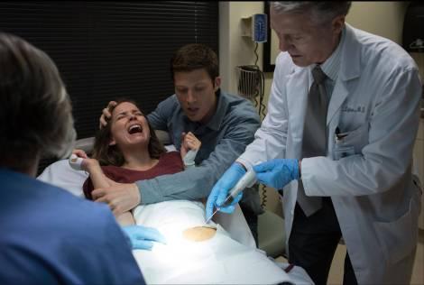 devils due movie pregnant needle doctor