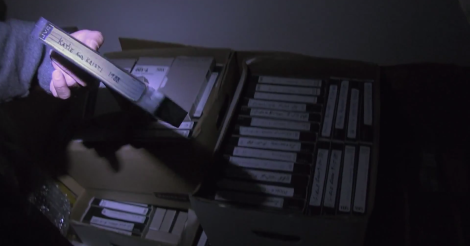 paranormal activity the marked ones videotapes