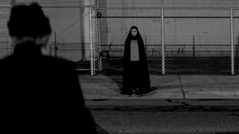 a girl walks home alone at night shiela vand
