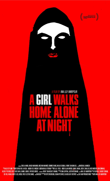 a-girl-walks-home-at-night sundance poster