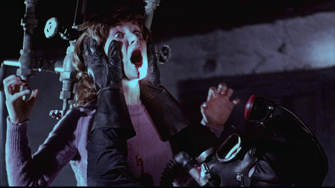 My Bloody Valentine Movie Shower 1981