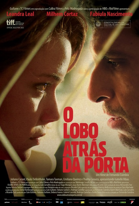 a wolf at the door movie poster o lobo atras da porta
