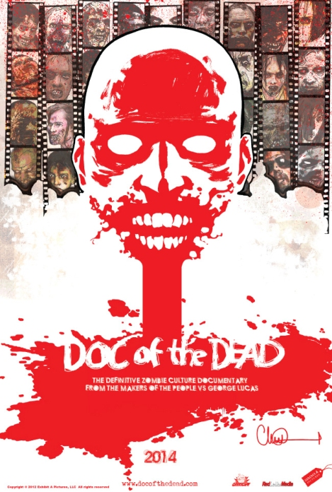 doc of the dead 2014 movie poster