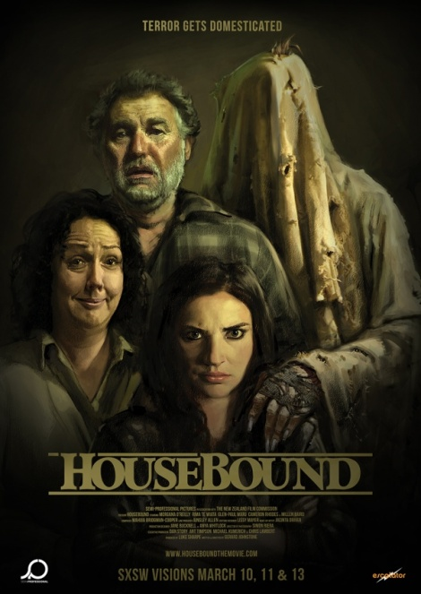housebound movie poster 2014 new zealand