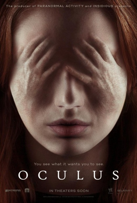 oculus movie poster 2013