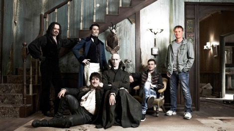 what we do in the shadows group photo vampires
